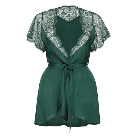 Kimono Cap Sleeve, Groen