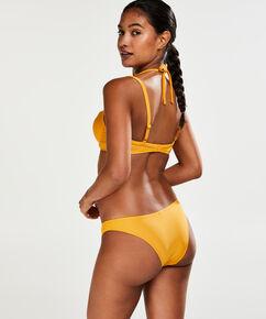Voorgevormde beugel bikinitop Amanda Queen, Geel