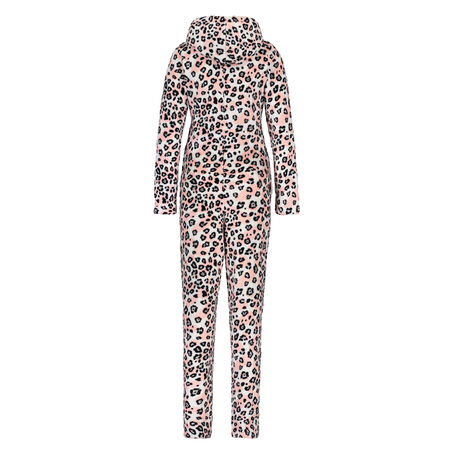 Onesie Fleece, Roze