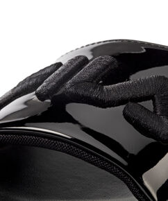 FILA slippers, Zwart