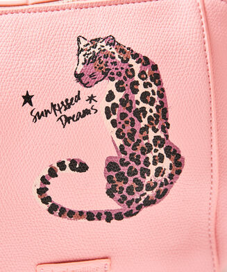 Make-up tas Desert Panter, Roze