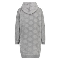 Badjas Fleece dress, Grijs