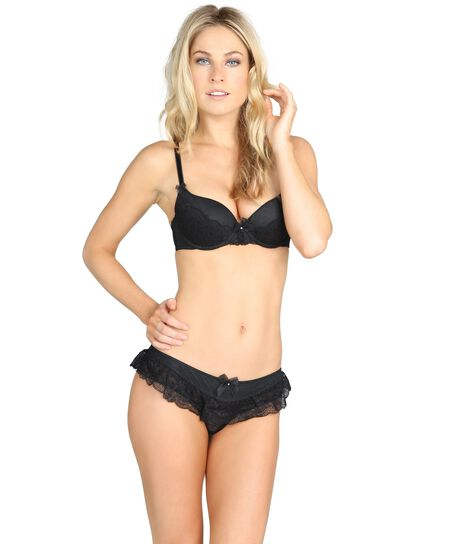 Brazilian Roxy, Zwart