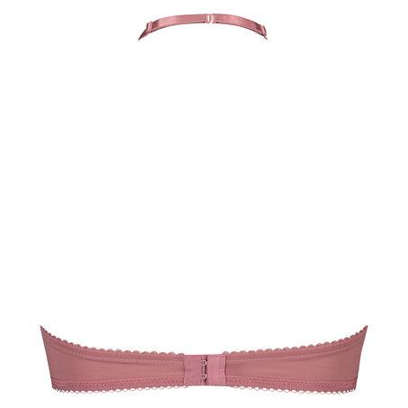 Niet-voorgevormde beugel bh Lois, Roze