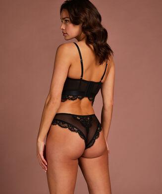 Brazilian Heather, Zwart