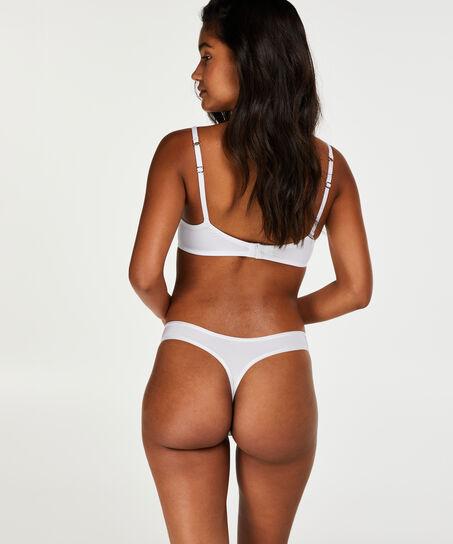 Voorgevormde beugel bh Super soft, Wit