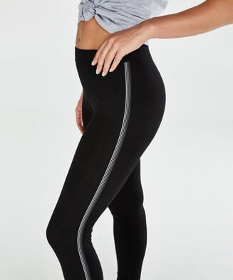 HKMX low waisted legging level 1, Zwart