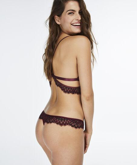 Bralette Anka, Roze