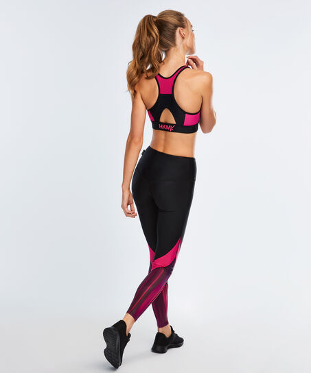 HKMX Sportlegging level 2, Roze