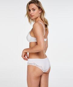 Slip Secret Lace, Wit