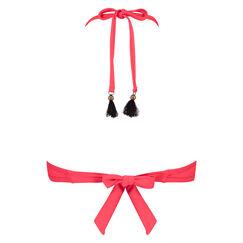 Bikini Croptop Spot Chance, Oranje