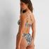 Bandeau bikinitop HKM x NA-KD, Wit