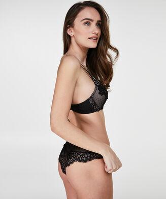 Brazilian Goldie, Zwart