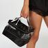 3-pack make up tas, Zwart