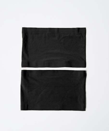 Dijenband Micro, Zwart