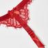 Suspender cuffs, Rood