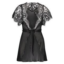 Kimono Chiffon, Zwart