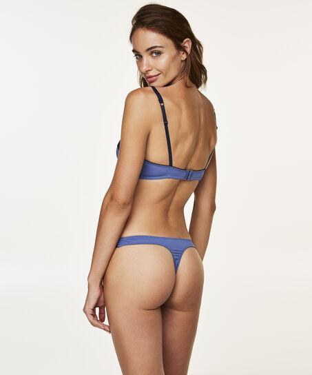 String Secret Lace, Blauw
