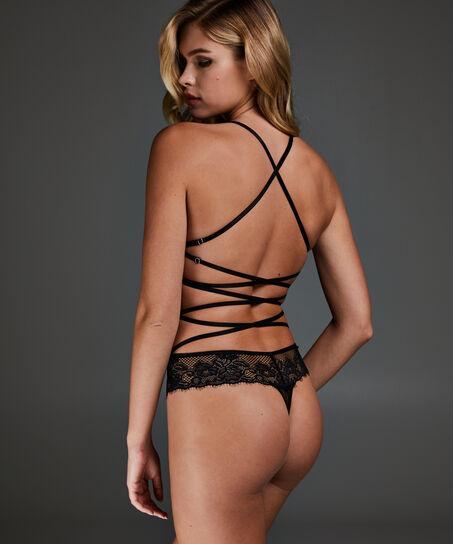 Body Shelia, Zwart