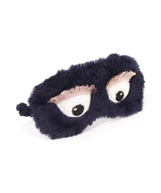 Slaapmasker Monster, Blauw