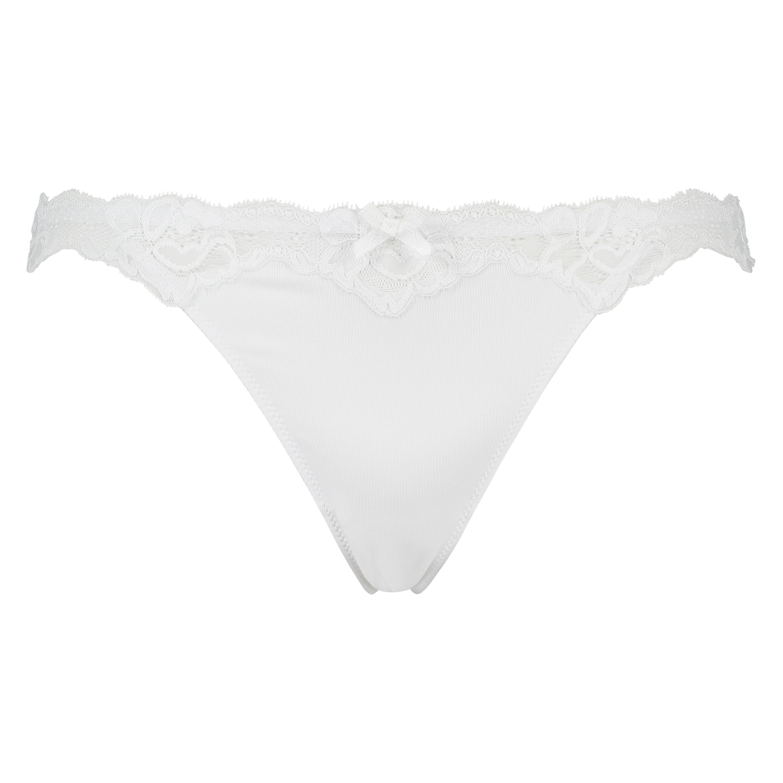 String Secret Lace, Wit, main