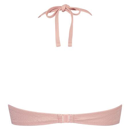 Voorgevormde push-up beugel bikinitop Vixen Vee, Roze