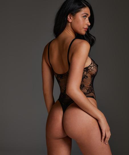 Private Body, Zwart