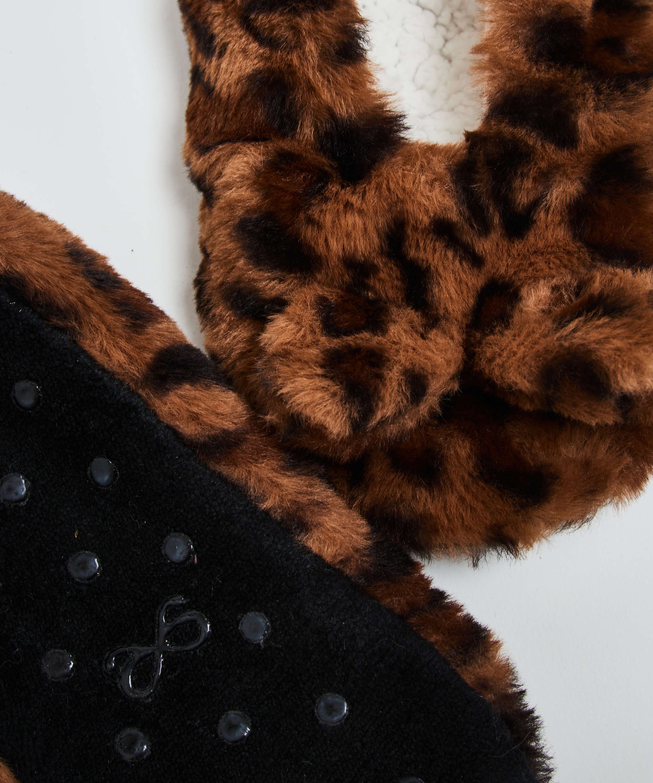 Leopard Ballerina, Bruin, main
