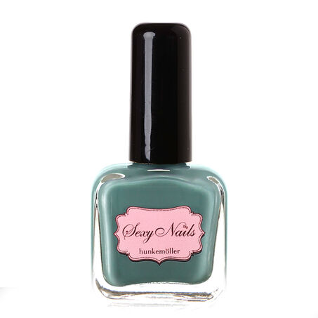 Nagellak Sexy nails, Blauw