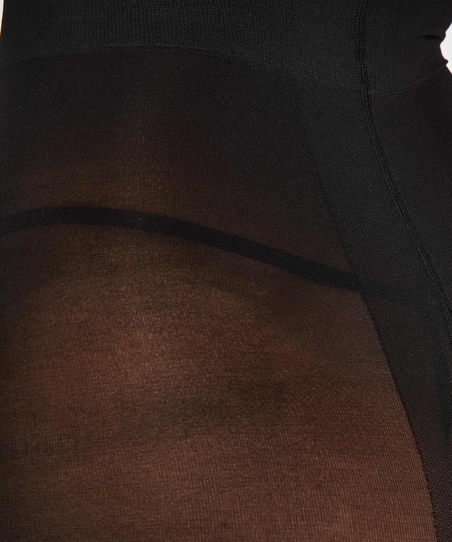 Panty 40 Denier Compression, Zwart, main