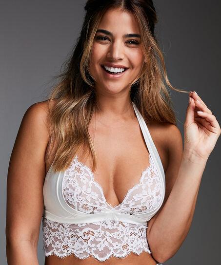 Bralette Livia, Wit