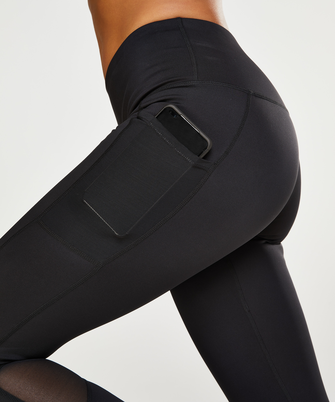 HKMX Oh My Squat High Waisted Legging , Zwart, main
