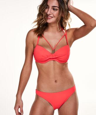 Voorgevormde bikinitop Sunset Dream, Rood