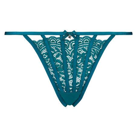 String Caylie, Blauw