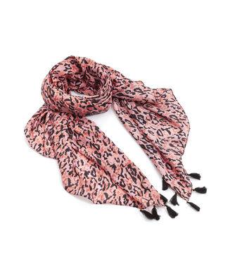 Pareo leopard, Roze