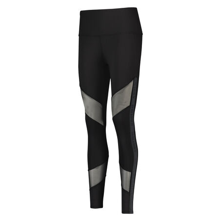 HKMX High waisted Sportlegging Level 2 Doutzen, Zwart