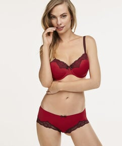 Boxer Secret lace, Rood