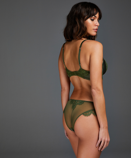 Brazilian Hannako, Groen