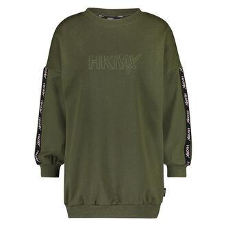 HKMX Sweaterdress, Groen