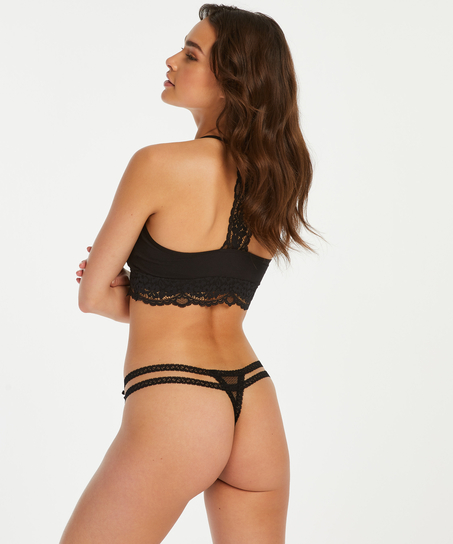 String Itzel, Zwart