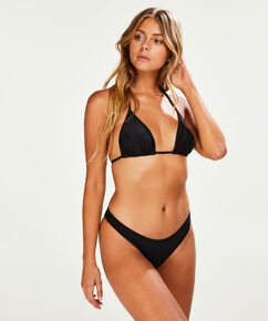Triangle bikinitop Haze, Zwart