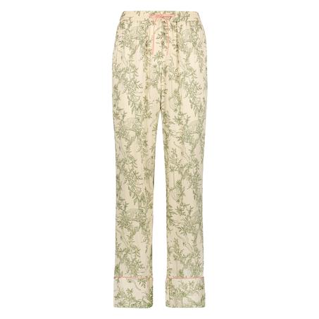 Pyjamabroek Woven, Beige