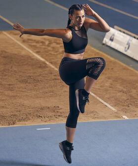 HKMX Regular waist capri Level 2, Zwart