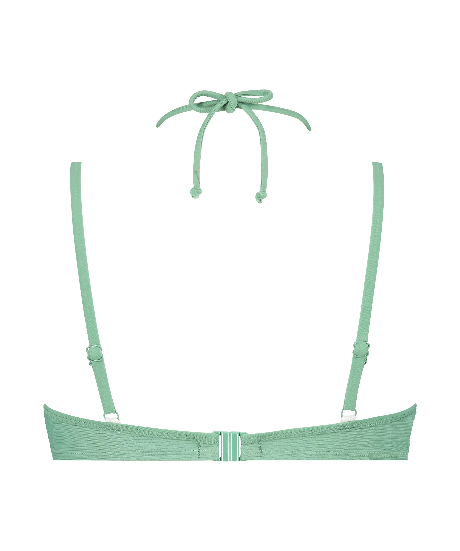 Voorgevormde beugel bikinitop Sienna, Groen, main