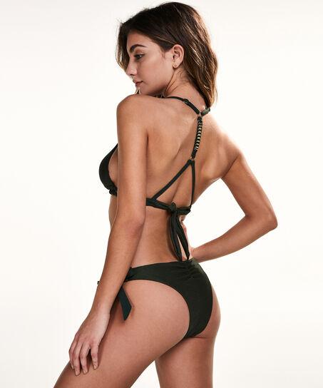 Brazilian bikinibroekje Green Lines, Groen