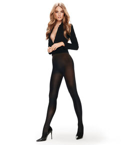 Panty 40 Denier Compression, Zwart