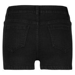 Jeans Short Doutzen, Zwart