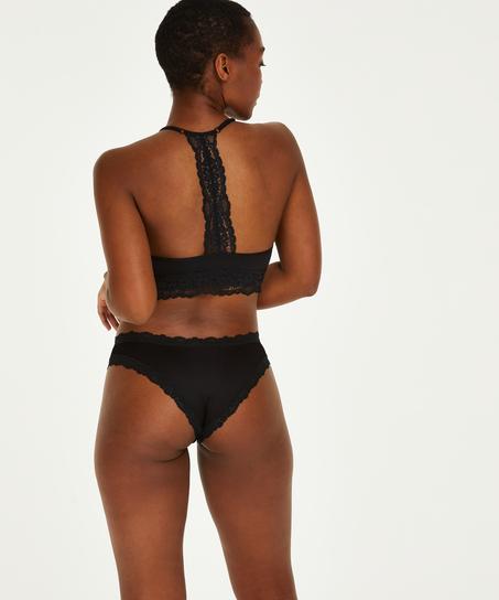 Brazilian Jessica, Zwart