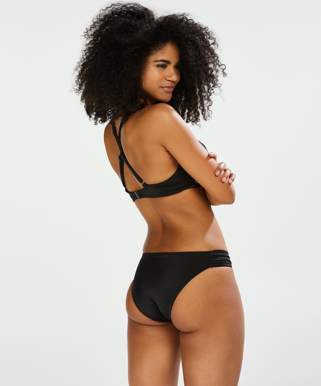 Rio bikinibroekje Sunset Dream, Zwart, main
