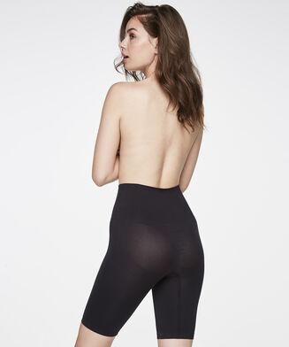 Corrigerende hoge broek, Zwart